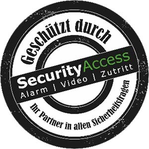 Security Access Gütesiegel